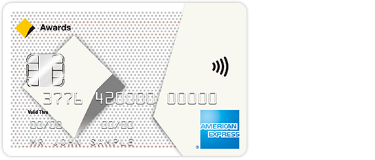 CommBank Americal Express Awards credit card image