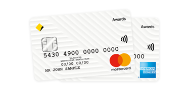 Awards credit card