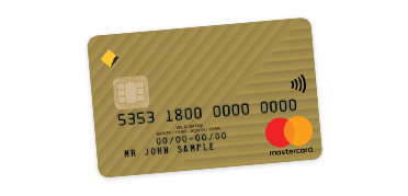 Low Rate Gold credit card