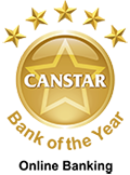 CANSTAR Bank of the Year - Online Banking