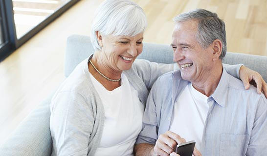 Guaranteed annuity - couple
