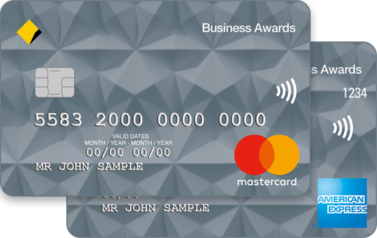 Business credit card selector example business awards credit cards reheart Gallery
