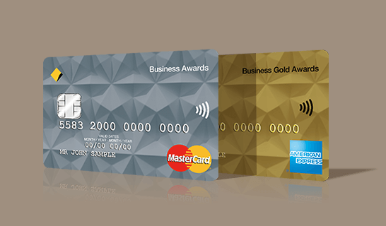 Business Awards credit cards
