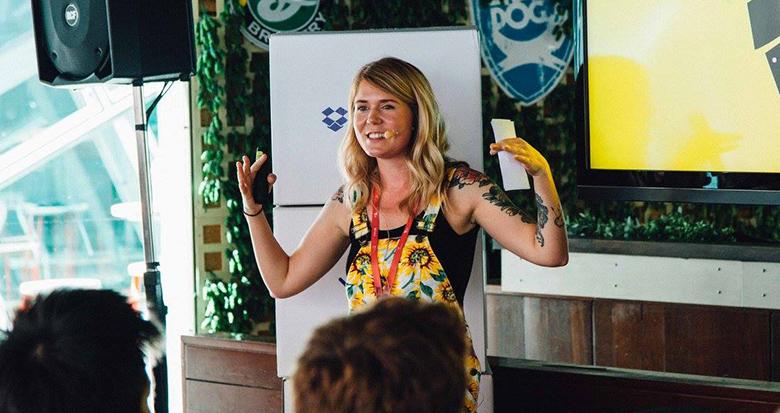 Ally Trell, founder Code Like a Girl