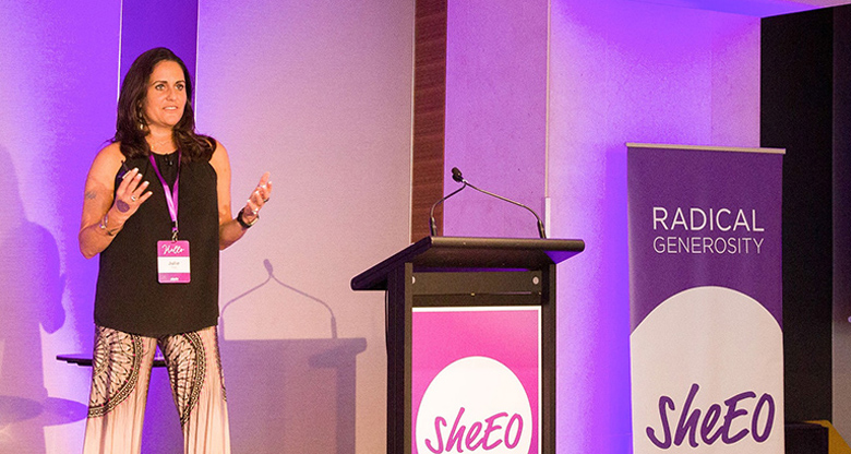 Julie Trell, SheEO