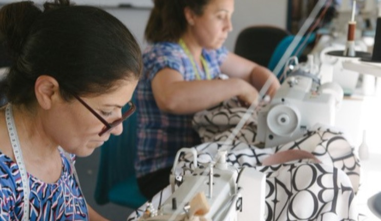 'Strong and Kind' Job Readiness Sewing Circle