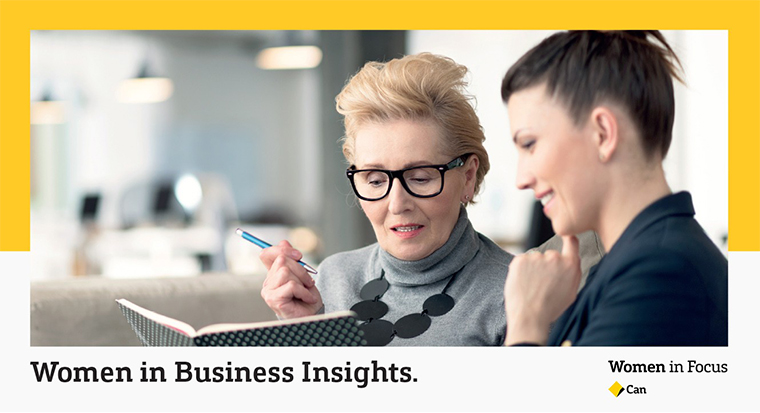 Women in Business insights
