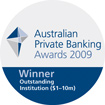 Australian Private Banking Awards 2009