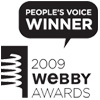 Peoples Voice Webby Award 2009
