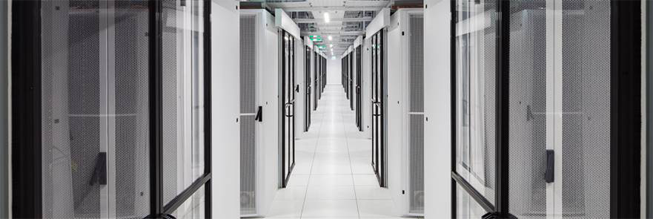Image of Commonwealth Bank data centre at Burwood, NSW