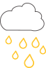 Image of a rain representing a commitment to reducing water consumption as part of Commonwealth Bank's new five year Sustainable Property Strategy