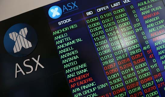Property - Australian shares