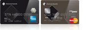 Commonwealth Bank Diamond Awards credit cards